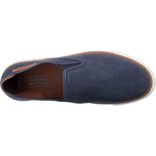 camel active Racket 16 Klassische Slipper