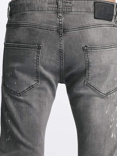 Iron Horse Slim-fit Jeans-brady