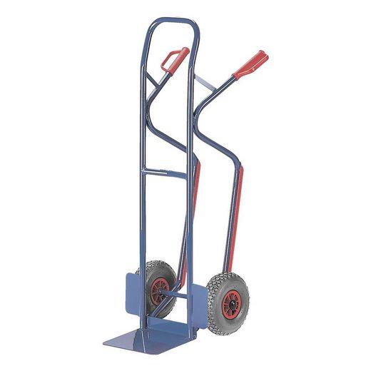 ROLLCART Sackkarre mit Treppenrutschkufen