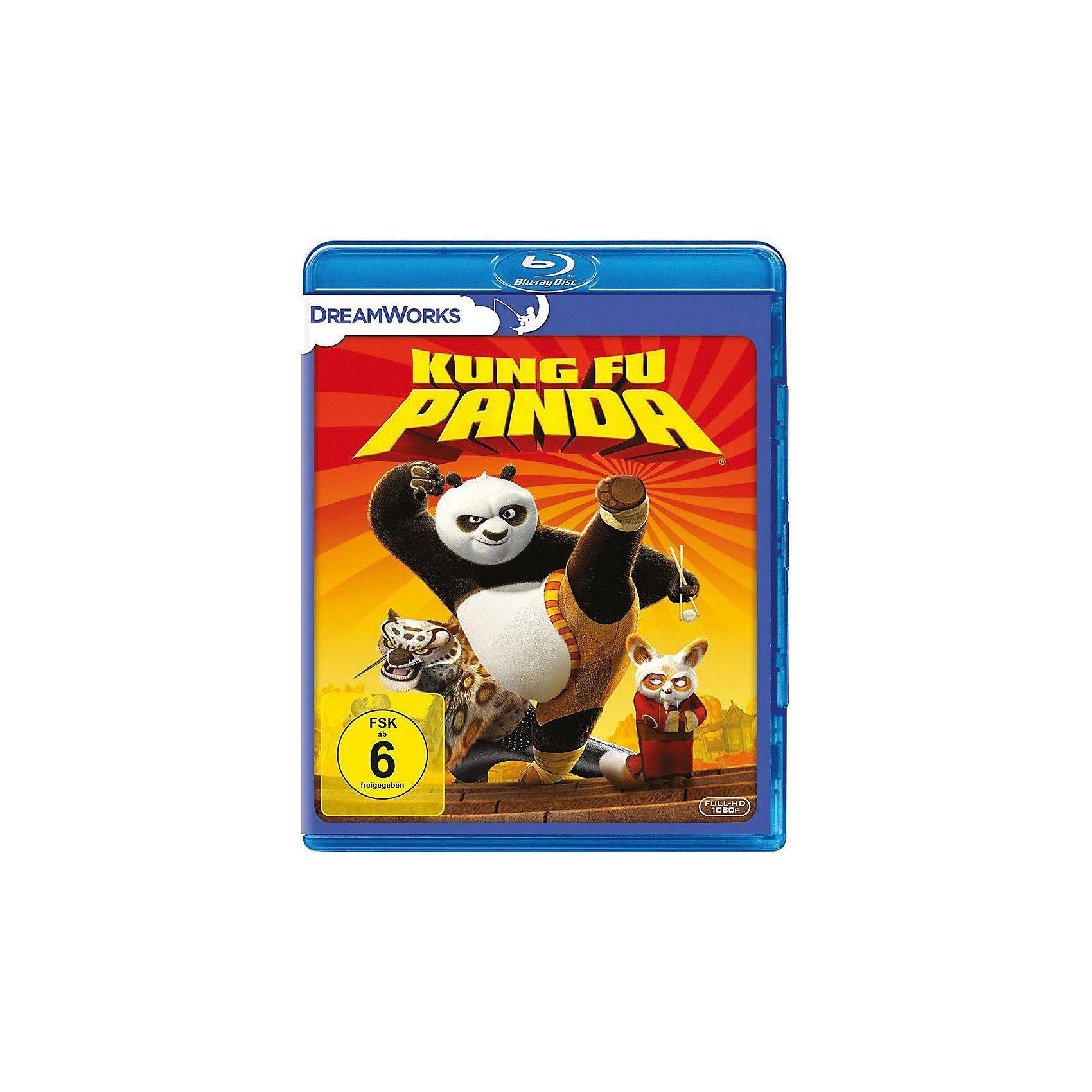 Universal BLU-RAY Kung Fu Panda