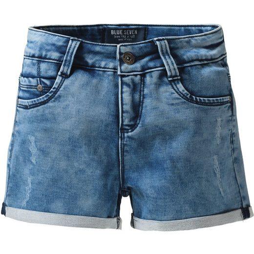Blue Seven Jeansshorts für Mädchen