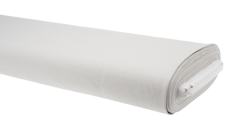"Jersey-Stoff Uni ""Grau"" 158 cm breit (Meterware)"