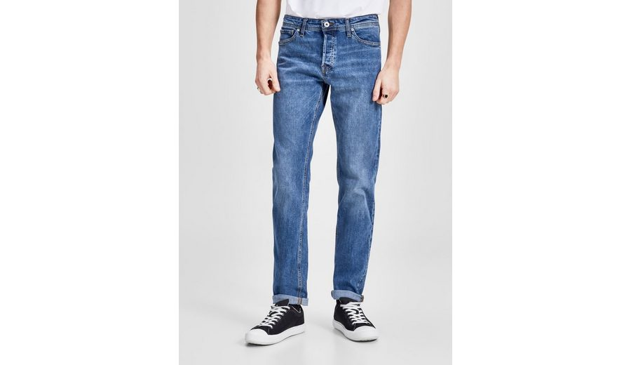 Jack & Jones MIKE ORIGINAL AM 654 LID Comfort Fit Jeans