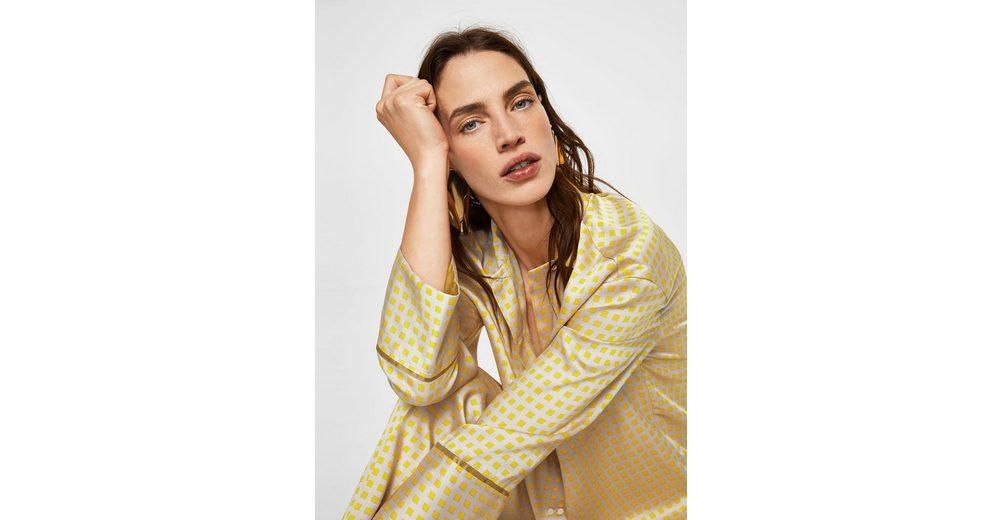 MANGO Gemustertes Hemd in Pyjama-Optik Kaufen Wirklich Billig Manchester Große Online-Verkauf Aussicht Verkauf Truhe Bilder Verkauf Perfekt 4dxf7ukIhw