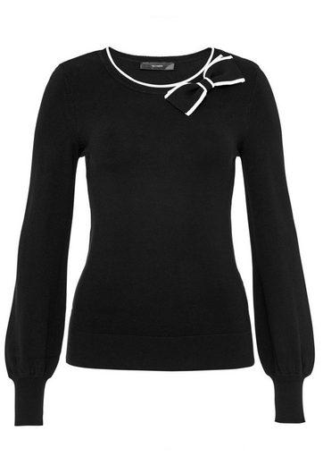 HALLHUBER Pullover mit Glockenärmeln