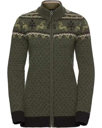 Parforce Traditional Hunting Damen Norweger-Strickjacke