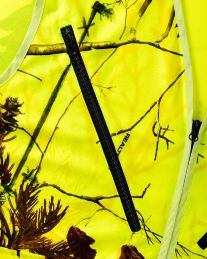 Parforce Signalweste Neon-Gelb