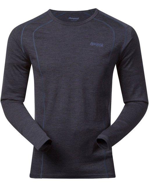 bergans -  Langarm Unterhemd Fjellrapp Shirt