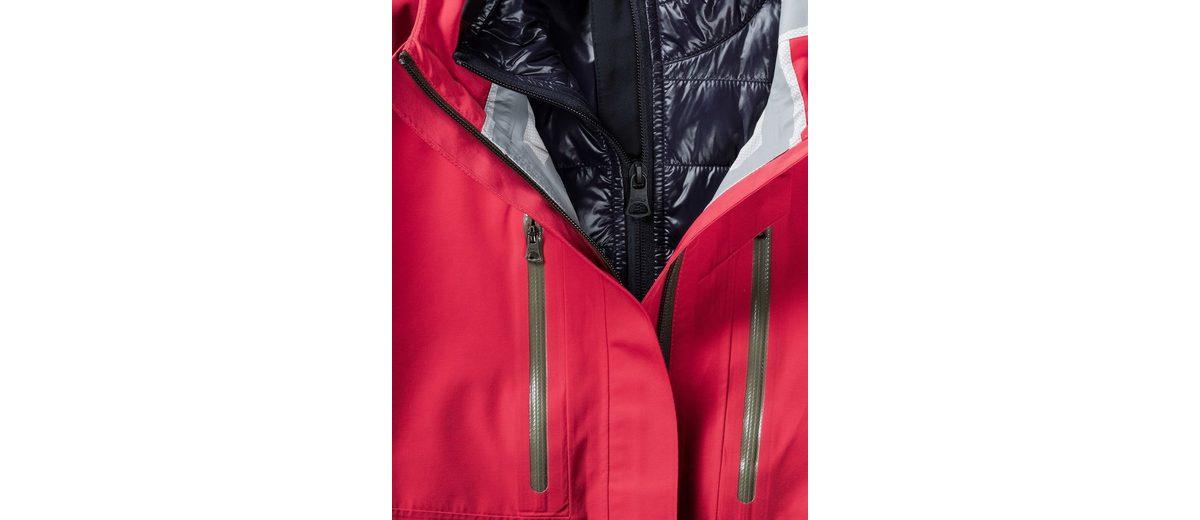Aigle Damen 3-in-1 Jacke Powertrek Verkauf Erkunden oTyHvL