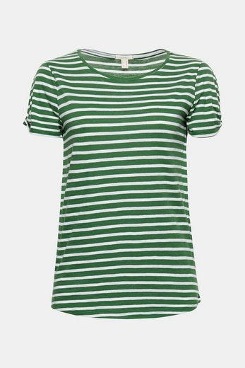 Esprit Softes Puffed Sleeves T-shirt, 100% Cotton