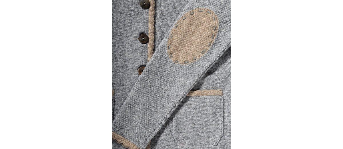 Spielraum Komfortabel Verkauf Des Niedrigen Preises Highmoor Strickjacke mit Patches Billig Verkauf Amazon Spielraum Ansicht Qualitativ Hochwertige Online LItHi6K
