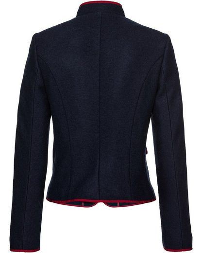 Riding Mayer Walk Jacket With Grosgrain