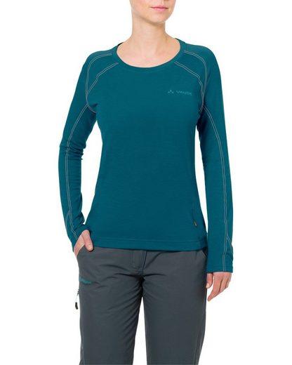 Vaude Damen Langarmshirt Women's Signpost LS Shirt