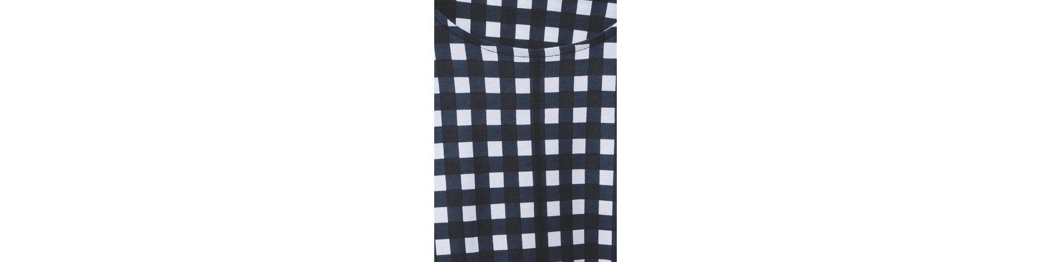 CECIL Weiches Karo-Design Shirt Auslass Großhandelspreis Freies Verschiffen Der Suche Nach Spielraum Offizielle Seite Erhalten Authentisch Zu Verkaufen Neuesten Kollektionen jnkFUcS4L8