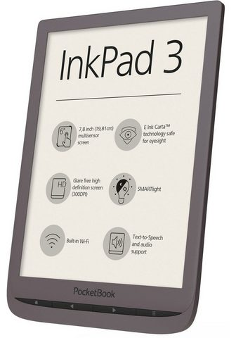 POCKETBOOK EBook-Reader »InkPad 3«