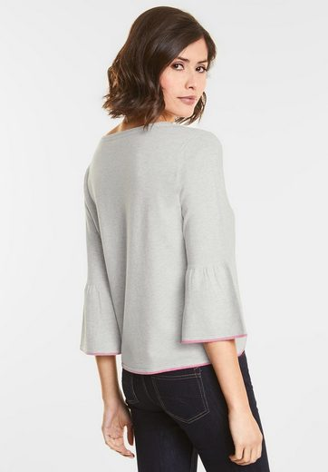 Street One Soft Pullover With Volants
