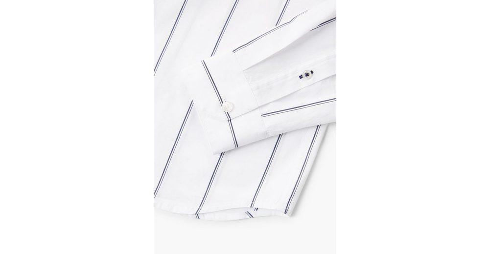 Top-Qualität Verkauf Online Auslass Neue Ankunft MANGO MAN Slim Fit Streifenhemd Rabatt Wiki Breite Palette Von Online PAtjvjaoI