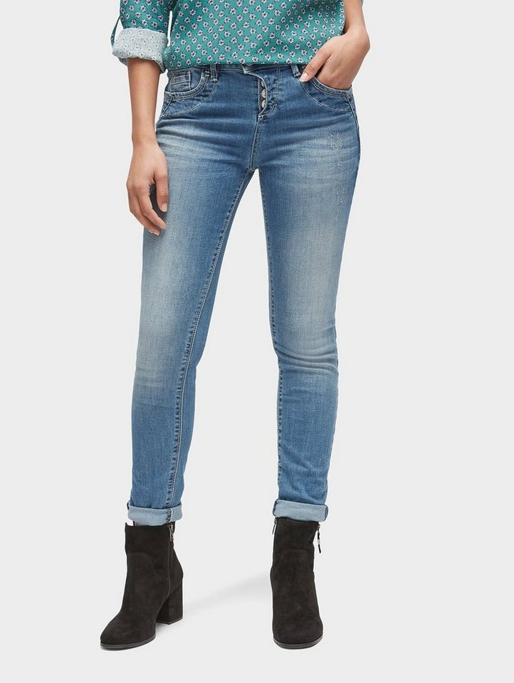 Tom Tailor Relax-fit-Jeans »Relaxed Tapered Jeans«   OTTO 309d0c4f53