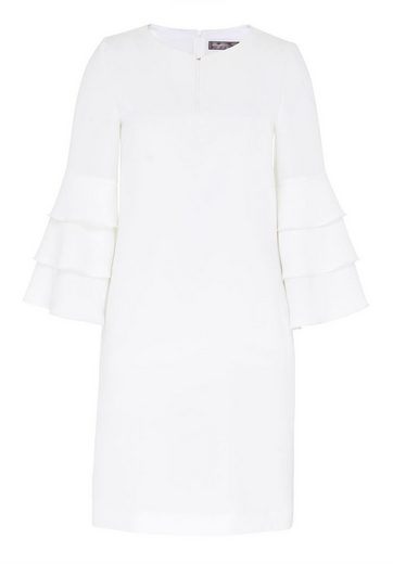 HALLHUBER Kleid mit Volant-Ärmeln