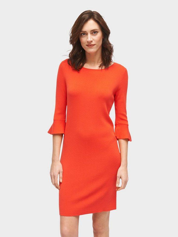 TOM TAILOR Partykleid »Kleid mit Volantärmeln« | OTTO