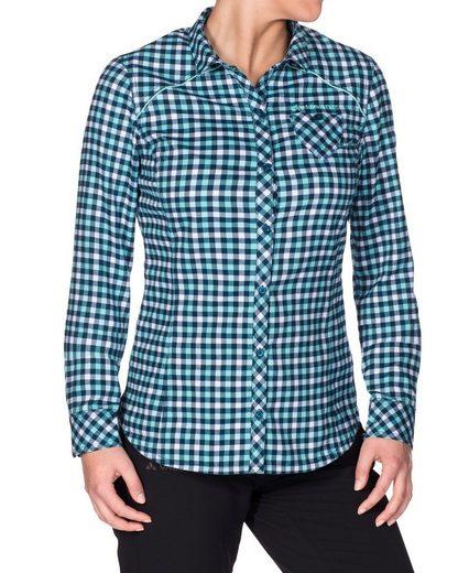 Vaude Damen Hemdbluse Women's Comici LS Shirt