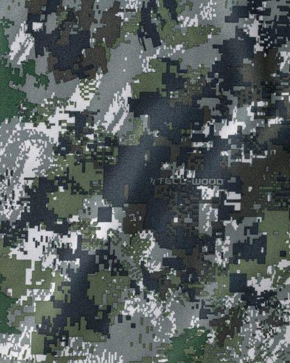 Parforce Wendefleecejacke Taclwood Signalfarbe