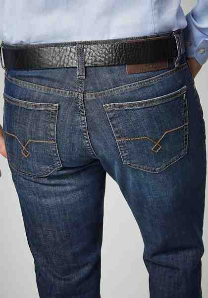 PIERRE CARDIN Basic Jeans - Regular Fit »Deauville«