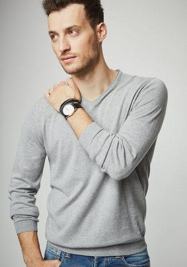 PIERRE CARDIN V-Neck Pullover - Modern Fit Lindis