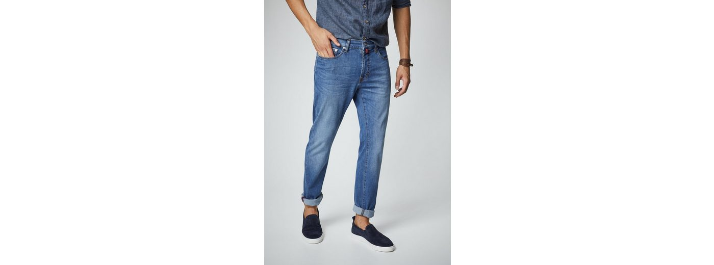 PIERRE CARDIN Premium Selvedge Jeans - Modern Fit Lyon Spielraum Manchester Großer Verkauf I7VyhQcr