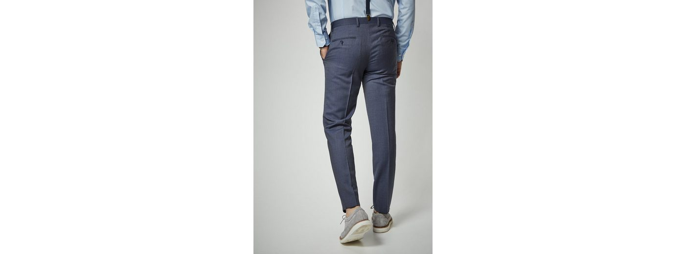 PIERRE CARDIN Anzug mit Minimalstruktur - Slim Fit Olivier Bertrand KnU6bm4V
