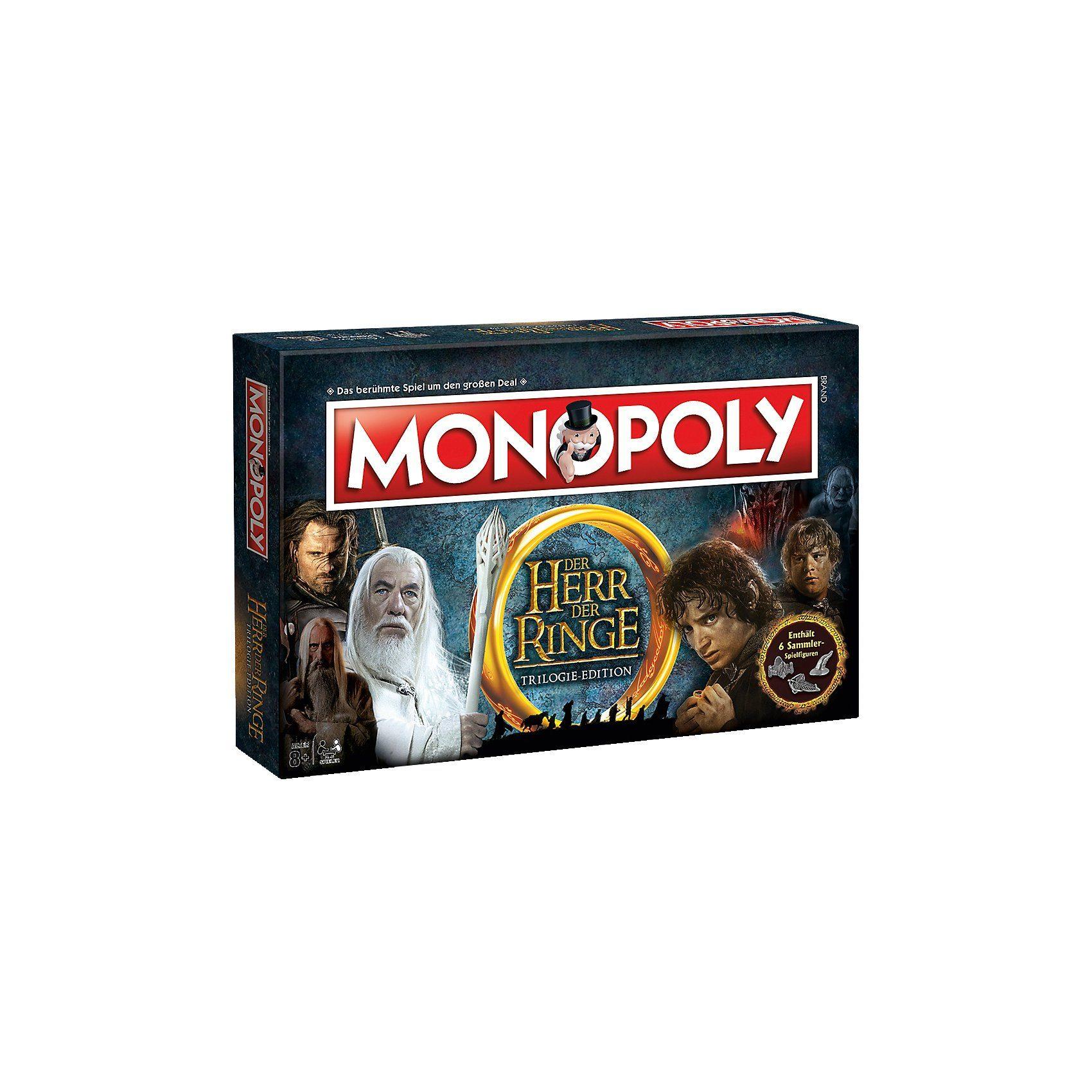 Winning Moves Monopoly - Der Herr der Ringe