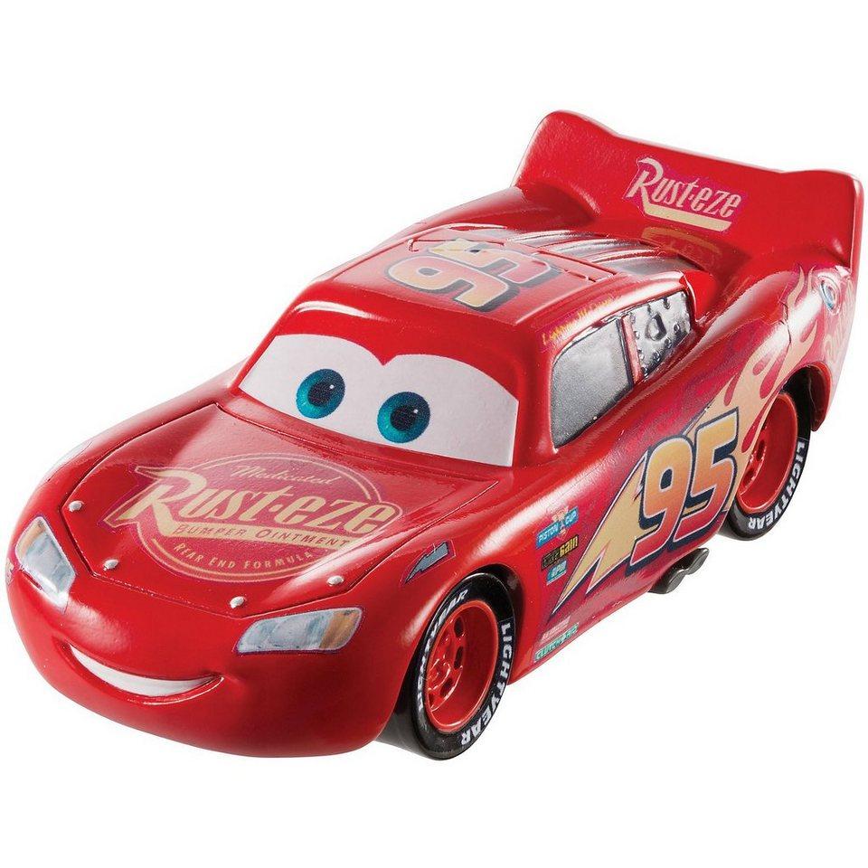 Mattel Disney Cars 3 Die Cast Lightning Mcqueen Otto