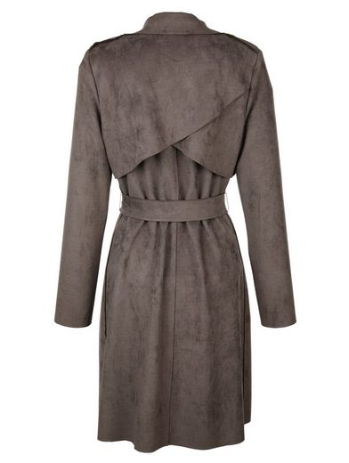 Amy Vermont Trenchcoat With Collar