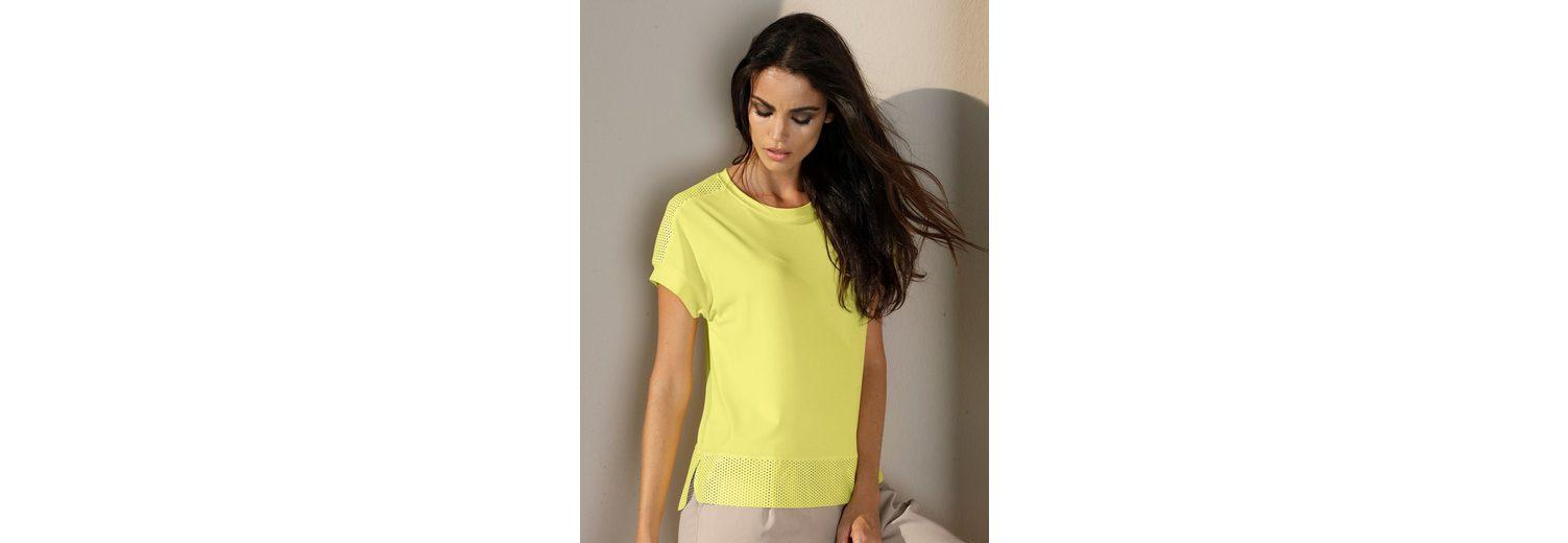 Amy Vermont Shirt mit perforiertem Einsatz Bester Großhandelsverkauf Online Steckdose Footaction Nagelneu Unisex grYF2PNd