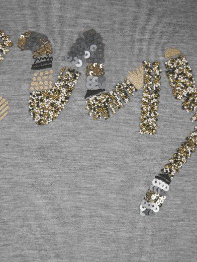 Amy Vermont Shirt mit 'amy' Schriftzug
