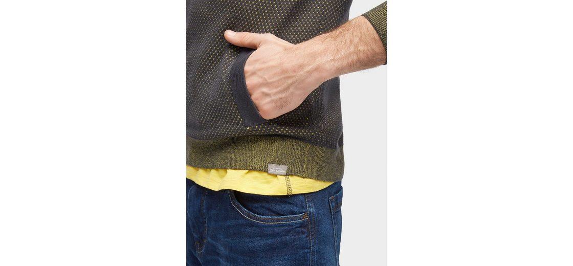 Freies Verschiffen Billig Qualität Günstig Kaufen Genießen Tom Tailor Strickpullover Strickpullover mit Taschen Billig Klassisch Steckdose Neu an6hROy