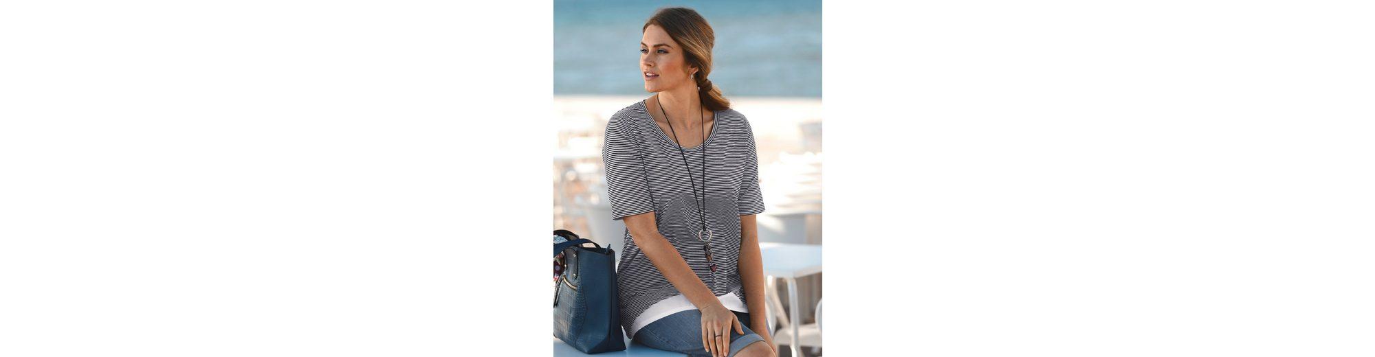 1 2 Janet Happy in und Shirt gestreift Size Joyce by qwPZ10w