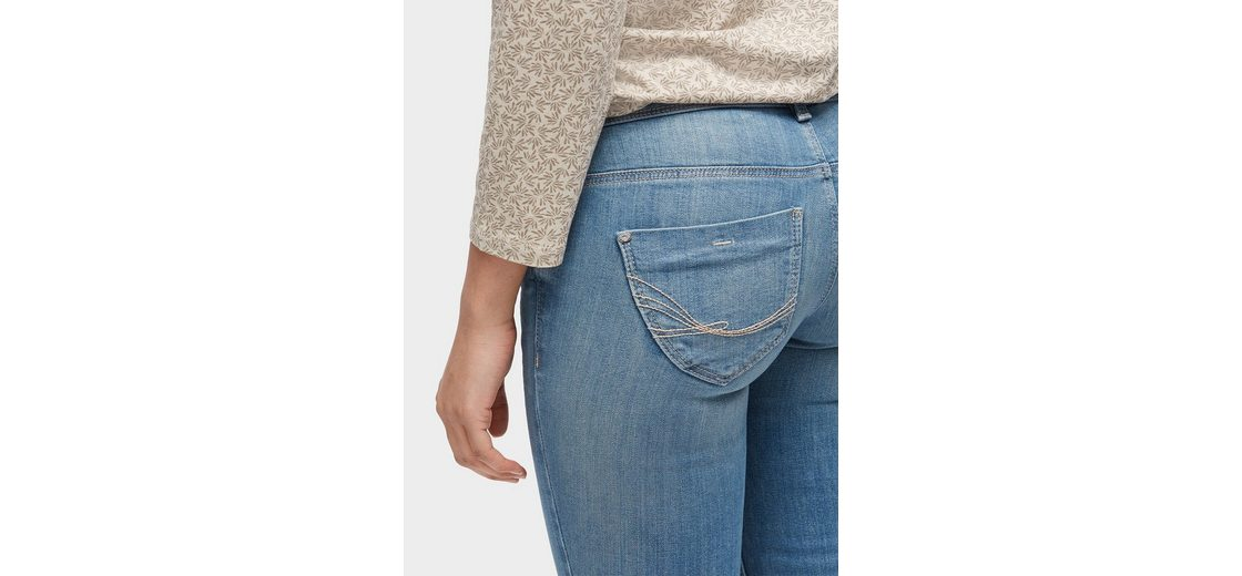 Tom Tailor 5-Pocket-Jeans Carrie Slim Jeans Günstig Kaufen Neueste Auslass Niedriger Versand Besuchen Zu Verkaufen HAWP2