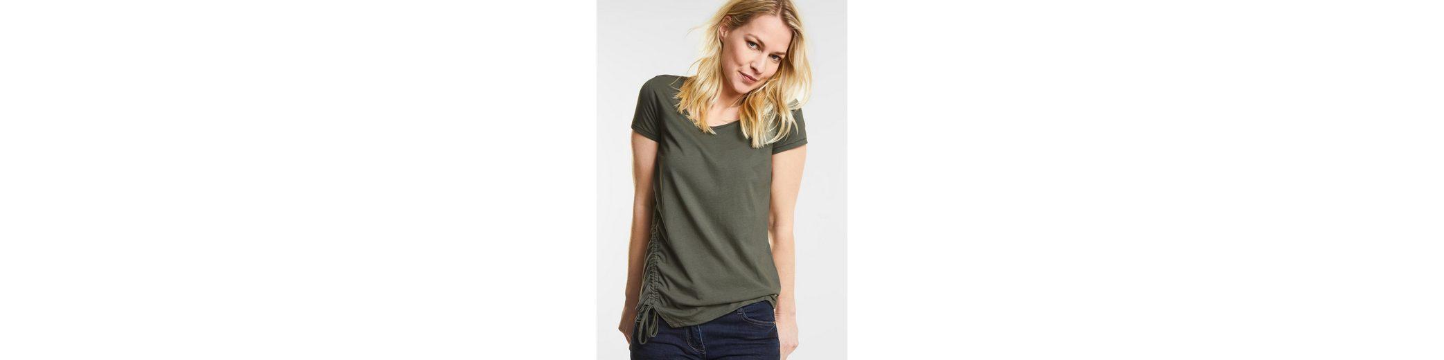 CECIL T-Shirt mit Raffung Vorbestellung L8od6oqigd