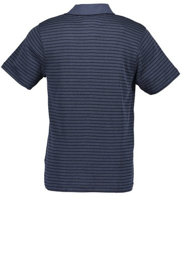Blue Seven Poloshirt mit Jacquardmuster