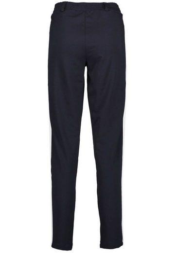 Blue Seven Jerseyhose mit Athleisure-Elementen