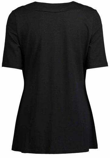 Blue Seven T-Shirt mit festem Cardigan
