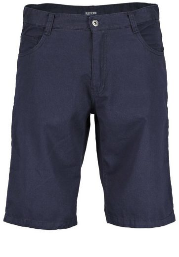 Blue Seven Shorts im 5-Pocket-Stil