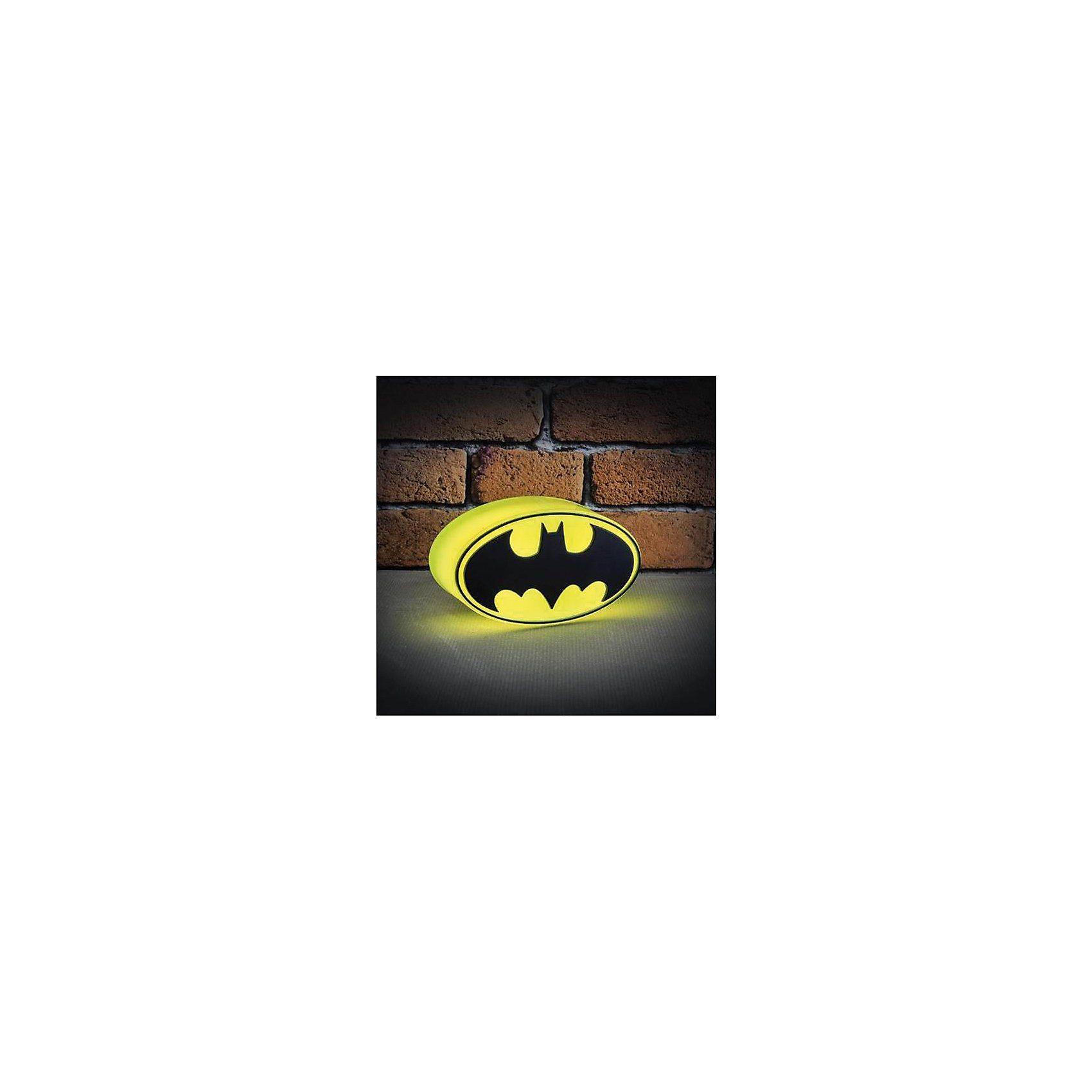 DC Comics Mini Batman Logo Licht ca.14cm