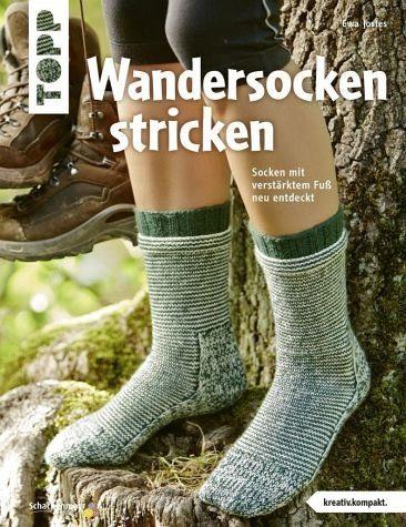 Broschiertes Buch »Wandersocken stricken (kreativ.kompakt)«