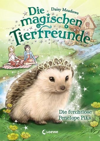 Gebundenes Buch »Die furchtlose Penelope Piks / Die magischen...«