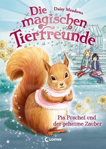 Gebundenes Buch »Pia Puschel und der geheime Zauber / Die...«