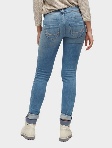 Tom Tailor 5-Pocket-Jeans Carrie Slim Jeans