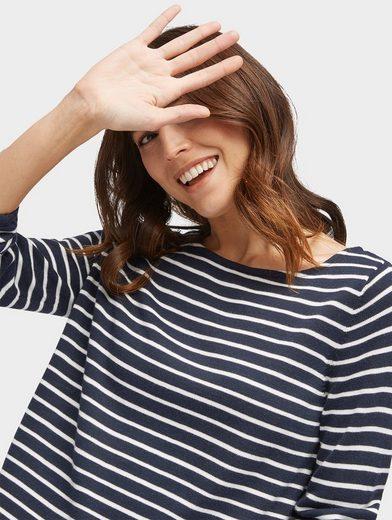 Tom Tailor Streifenpullover gestreifter Pullover
