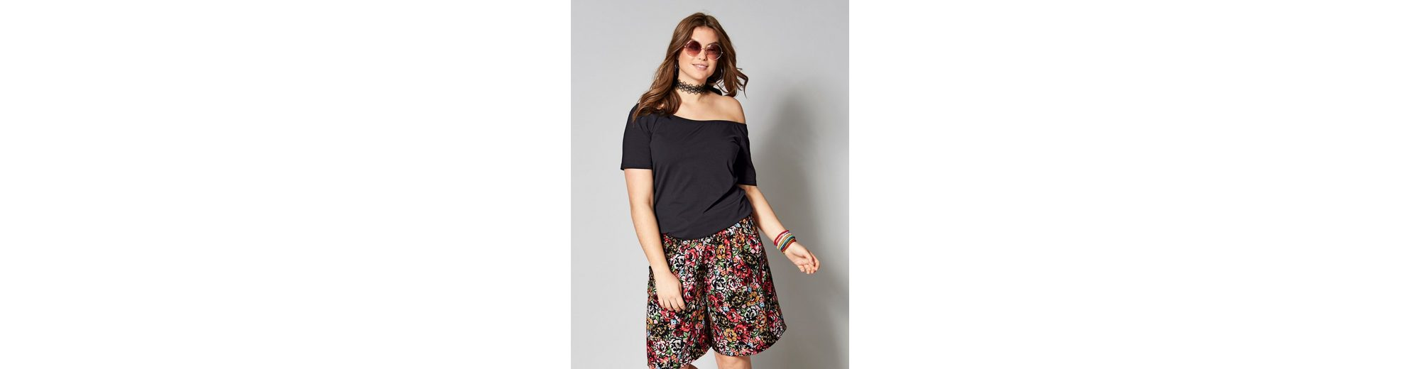 Angel of Style by Happy Size Carmen-Shirt Outlet Rabatt Verkauf Shop Günstigen Preis Günstigsten Preis Günstig Online ZjBEdMYo